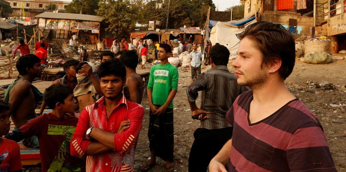 De Geonauten - Leonard Muylle in Bangladesh - (c) Geronimo/VRT
