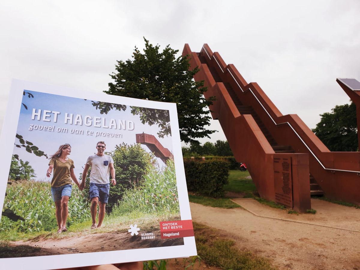 De nieuwe Regiogids Hageland staat vol wandel- en fietstips