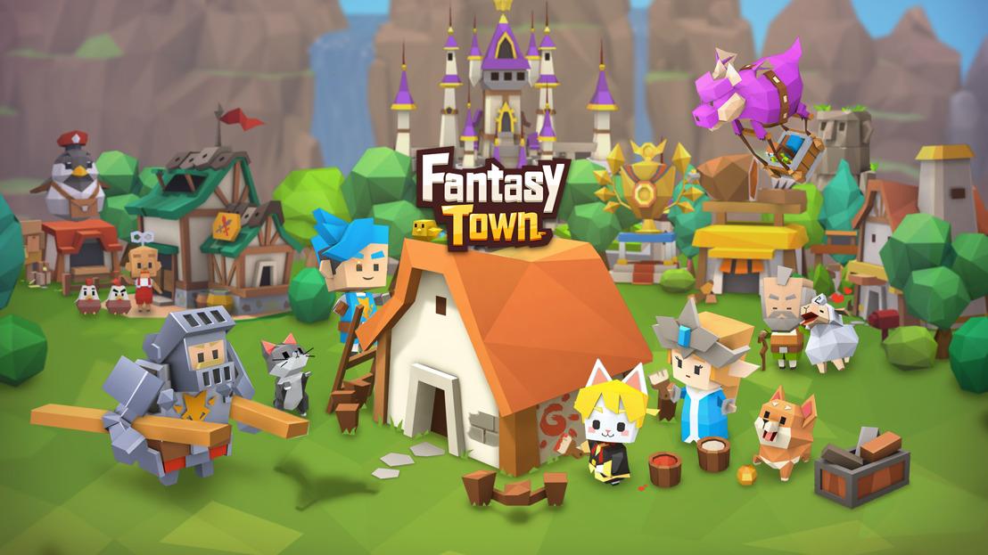 Fantasy Town Announcement Press Kit