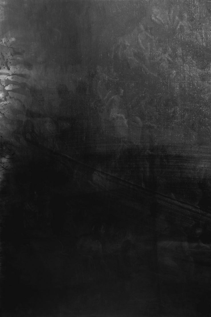 F.V.-U.D.-17 #5 2017 (90 x 60 cm)<br/>gelatin silver print<br/>1/1<br/><br/>© Dirk Braeckman / Courtesy Zeno X Gallery, Antwerp