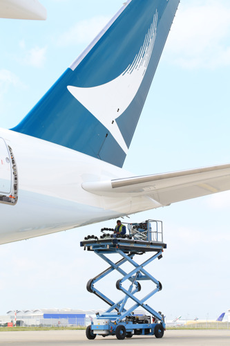 AerFin selected as end-of-life solution provider for Cathay Pacific's Airbus A340 fleet