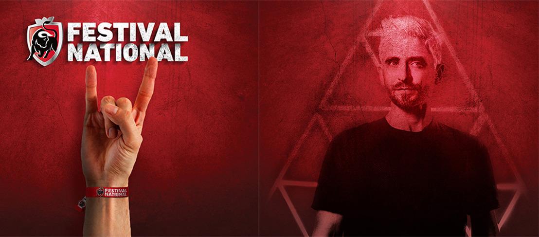 """Lier, Ternat en Munkzwalm maken nog kans op de """"top of the bill"""" van de Jupiler Festival National affiche: DJ Fresh"""