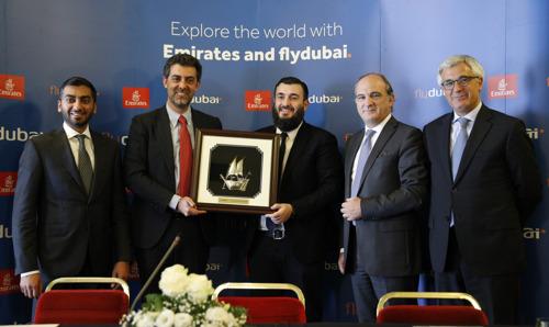 Авиакомпания flydubai открыла рейсы из Дубая на Сицилию