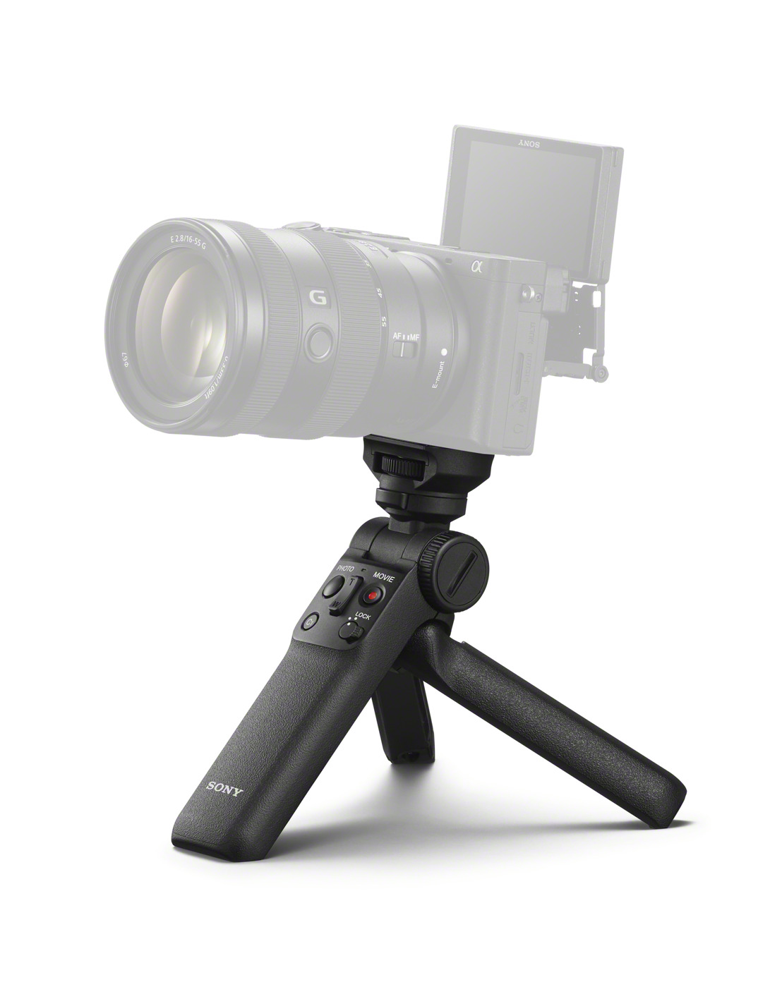 Sony Introduces New GP-VPT2BT Wireless Shooting Grip