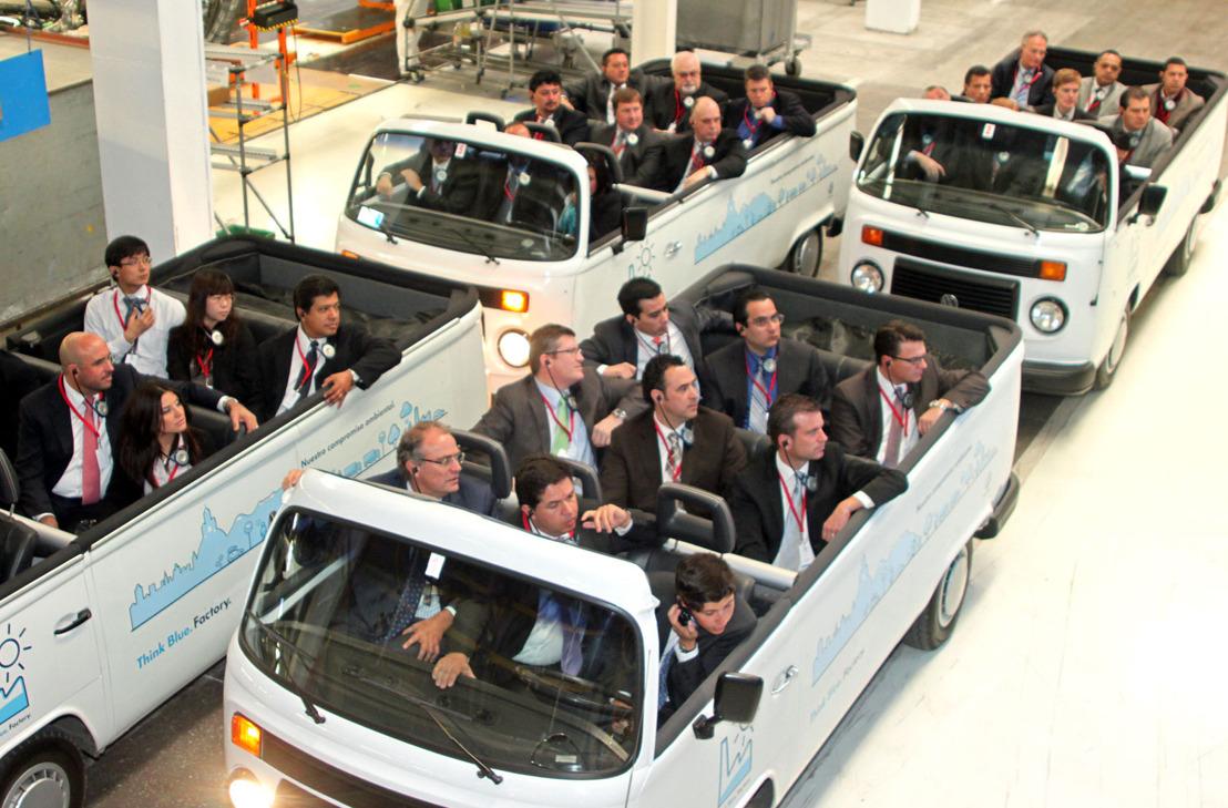 Cerca de 50 mil personas visitaron el Museo del Automóvil de Puebla y la planta de vehículos de Volkswagen en 2018
