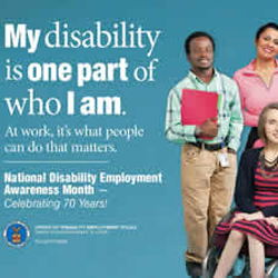 Preview: GROWMARK, Inc. Joins Broad Effort to Observe National Disability Employment Awareness Month