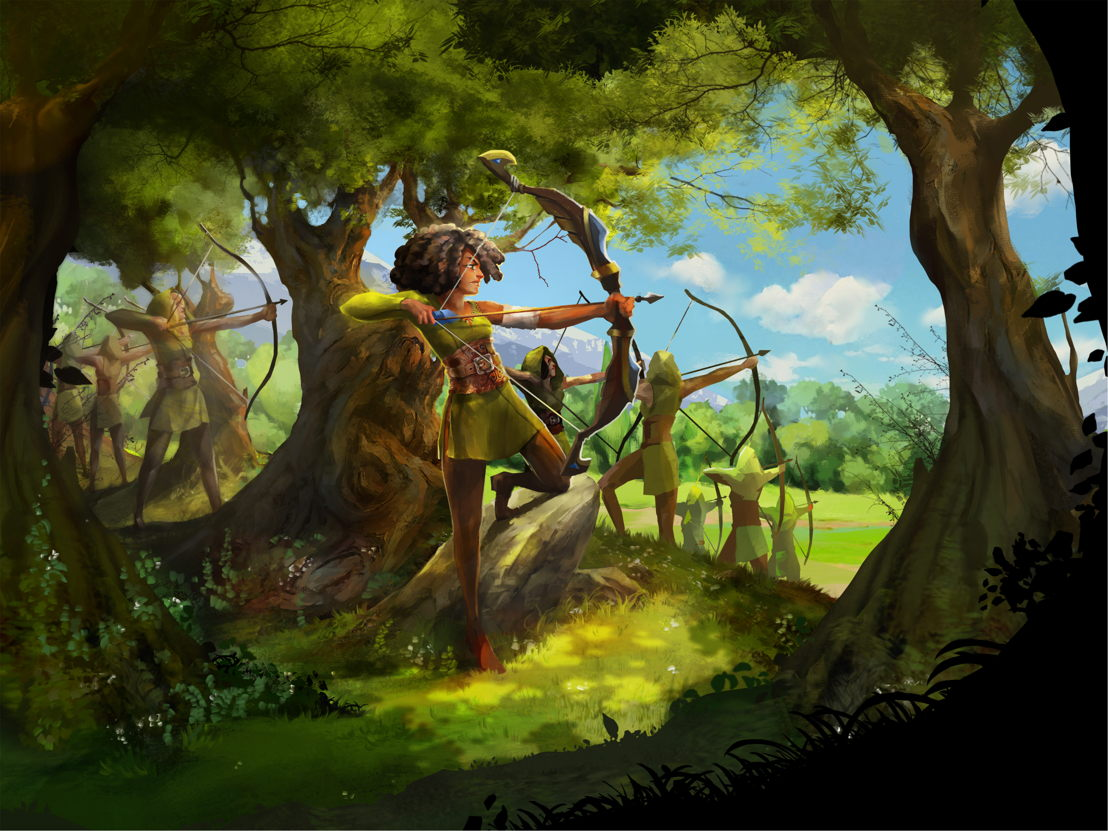 Lela's Archers