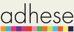 Adhese press room Logo