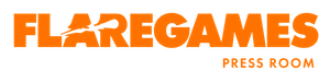 Flaregames press room Logo
