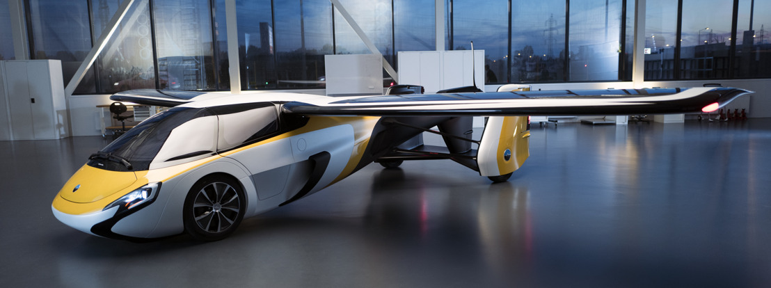 AeroMobil Applies for European Aviation Safety Agency Type Certificate