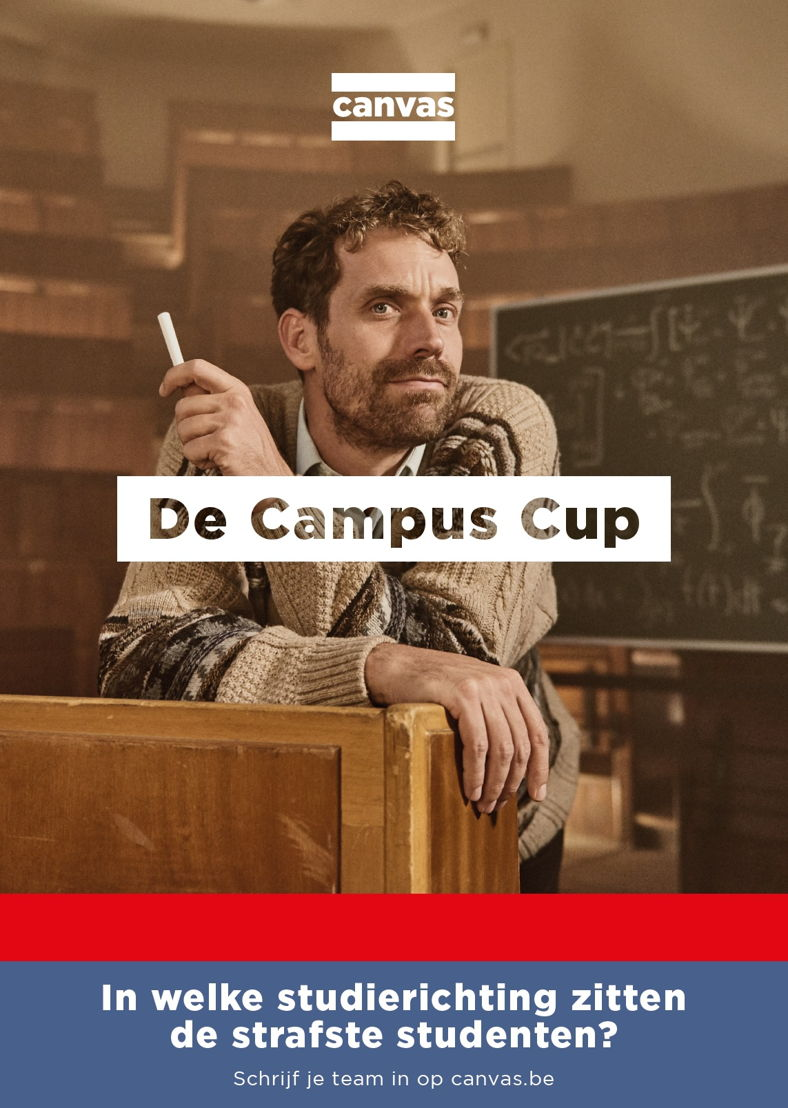 Poster Campus Cup
