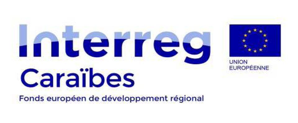 Logo of the Interreg Caraïbes Programme
