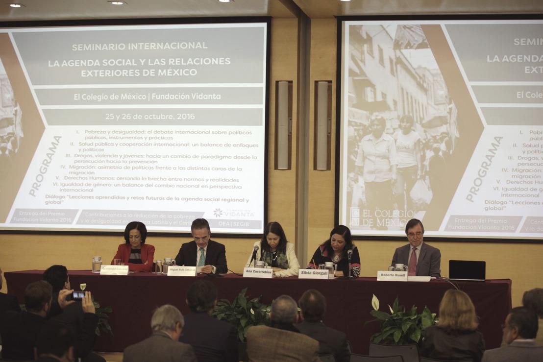 Reconoce Fundación Vidanta proyectos sociales