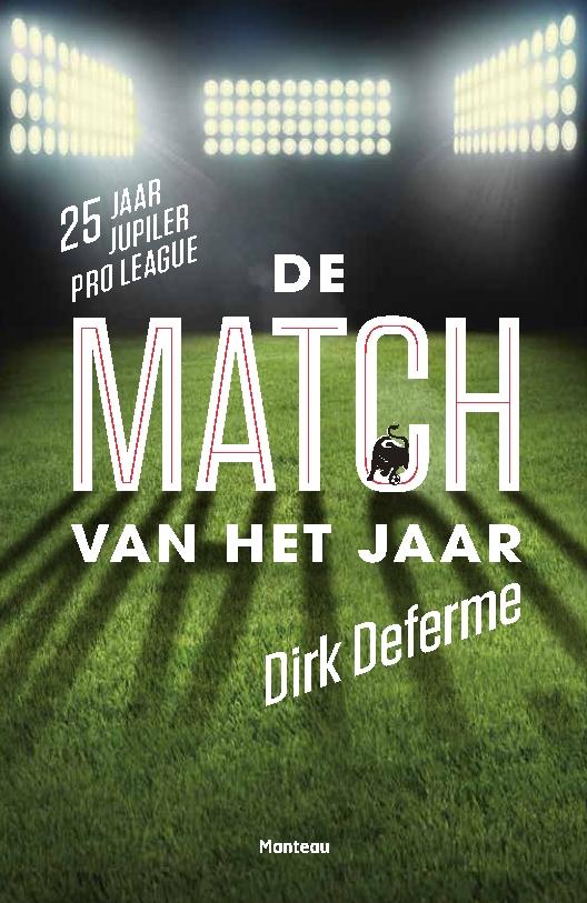 cover 'De match van het jaar'