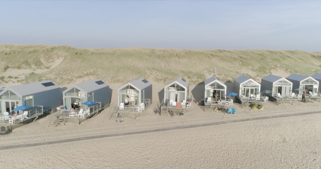 Ook Strandhuisjes Julianadorp door Roompot verhuurd vanaf 2021