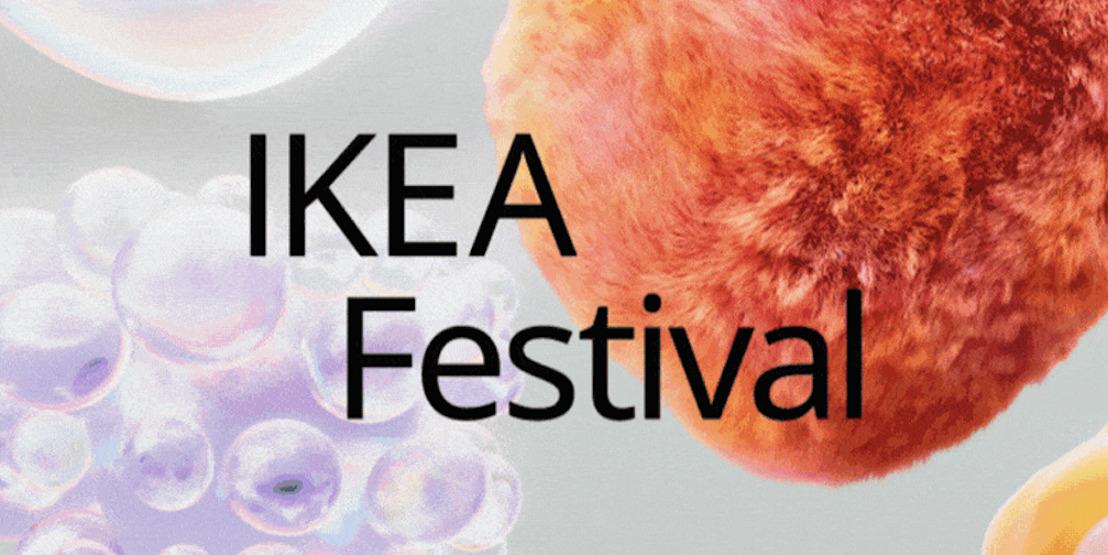 Invitation // IKEA Festival ! 16/09/2021
