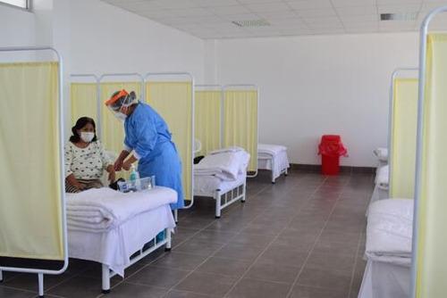 COVID-19 in Peru: uitzonderlijke sterfte en overrompelde ziekenhuizen