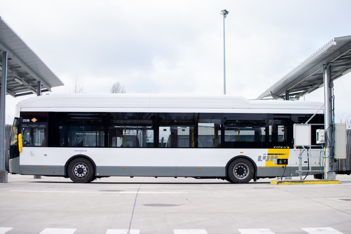 Vlaams minister Lydia Peeters zet volop in op vergroening van openbaar vervoer