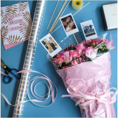 Fujifilm bouquet de photos DIY