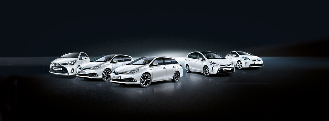 Toyota vend plus de 8 millions de voitures hybrides