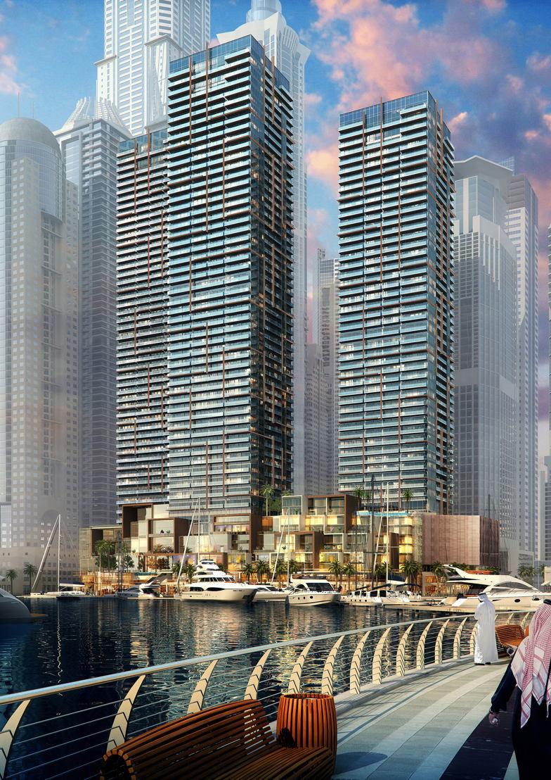 The Residences - Marina Gate - Dubai - Select Group