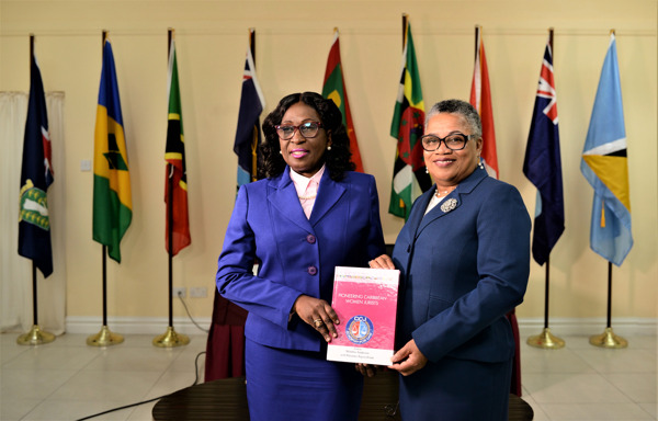 Preview: Chief Justice of the Eastern Caribbean Supreme Court Recognised as a Pioneering Caribbean Woman Jurist by the CCJ Academy for Law