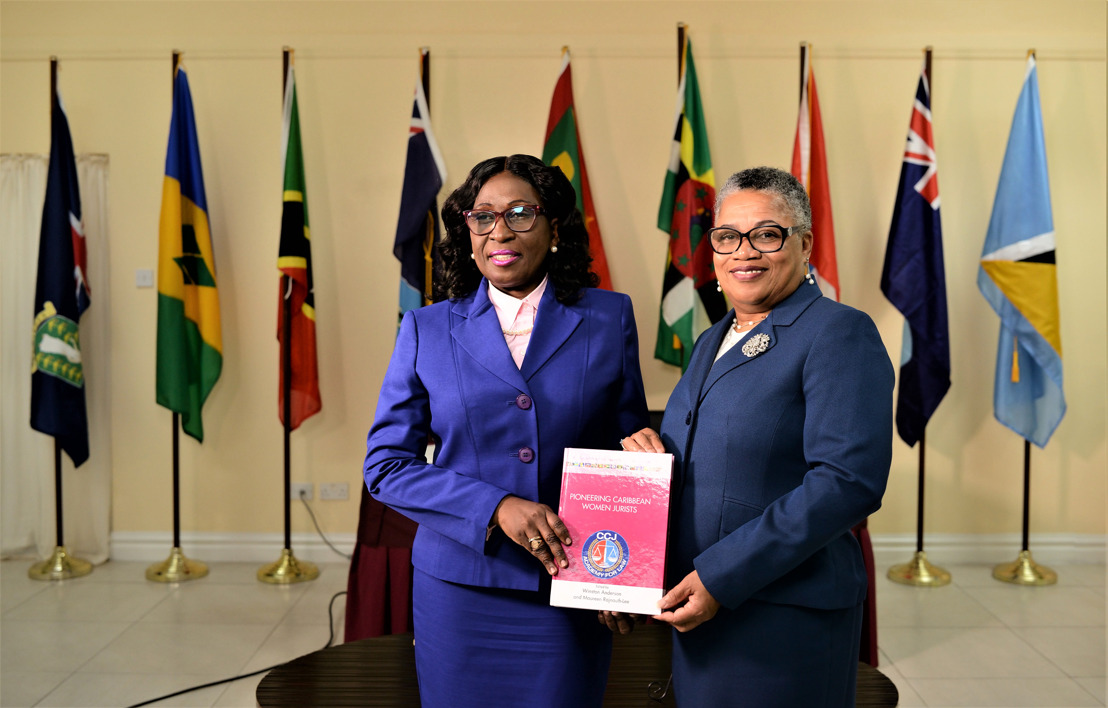 Chief Justice of the Eastern Caribbean Supreme Court Recognised as a Pioneering Caribbean Woman Jurist by the CCJ Academy for Law