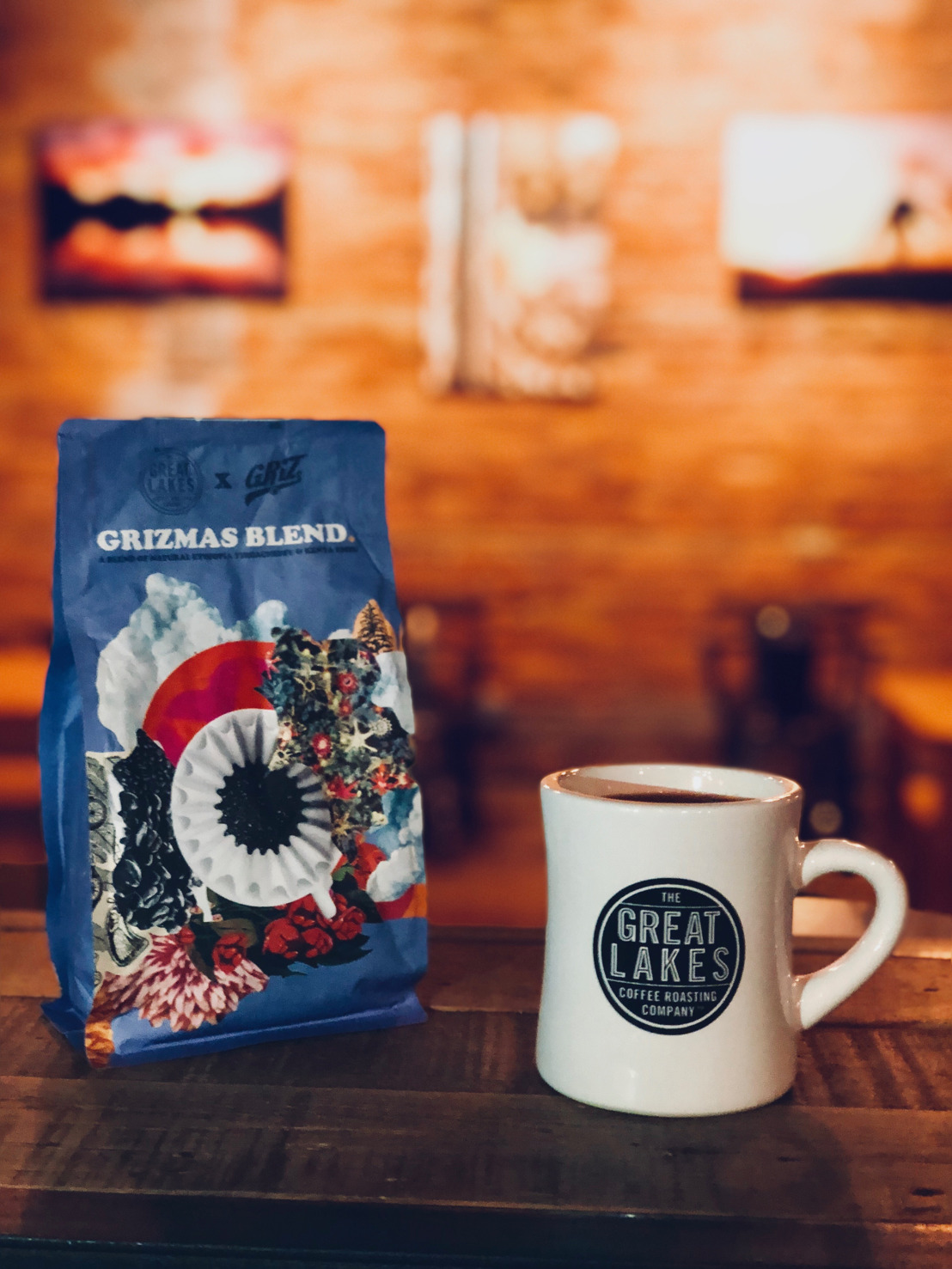 GRiZ Launches GRiZMAS Coffee Blend In Support of Detroit Youth Music Education