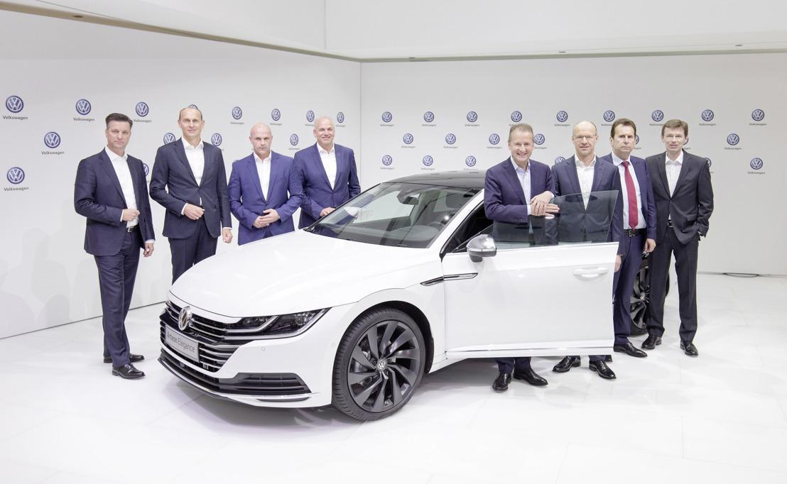 Volkswagen schiet goed op met reorganisatie (update)