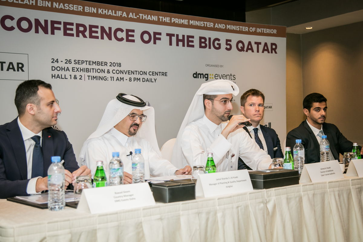 Director of Exhibitions at Qatar Tourism Authority (QTA), Ahmed AlObaidli