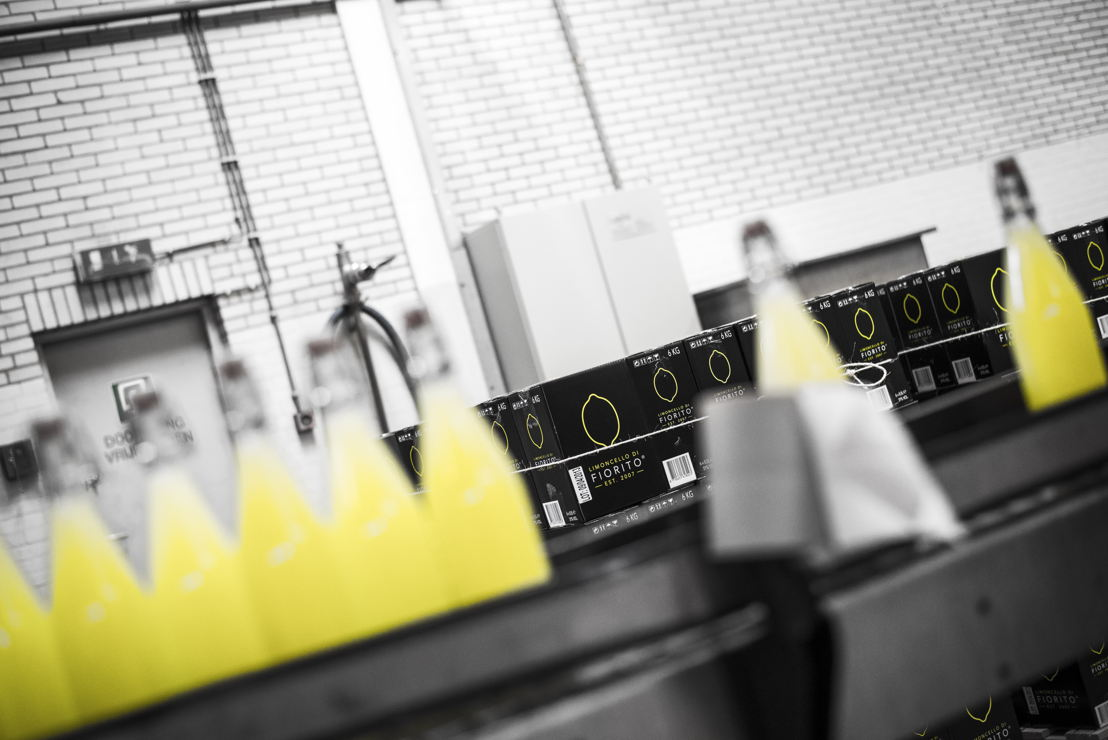 Fabriek Fiorito Limoncello Superiore