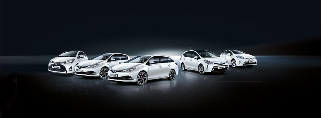 Toyota verkoopt meer dan 8 miljoen hybridevoertuigen