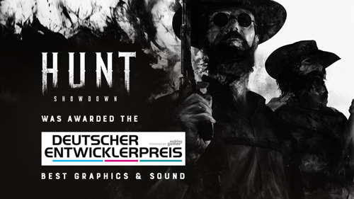 Crytek's Hunt: Showdown Takes Home Best Graphics and Best Sound Prizes at German Developer Awards