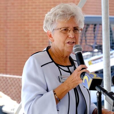 Lawrenceville Mayor Judy Jordan Johnson (photo credit Martin Photography)
