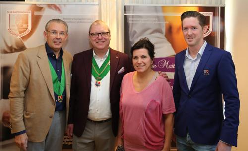 La chef étoilée Arabelle Meirlaen a dévoilé le thème du concours « Premier Cuisinier de Belgique 2020 »