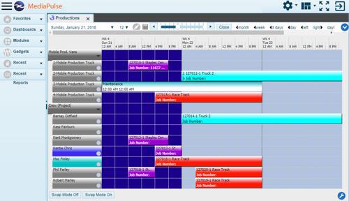 IMS Productions Chooses Xytech's MediaPulse