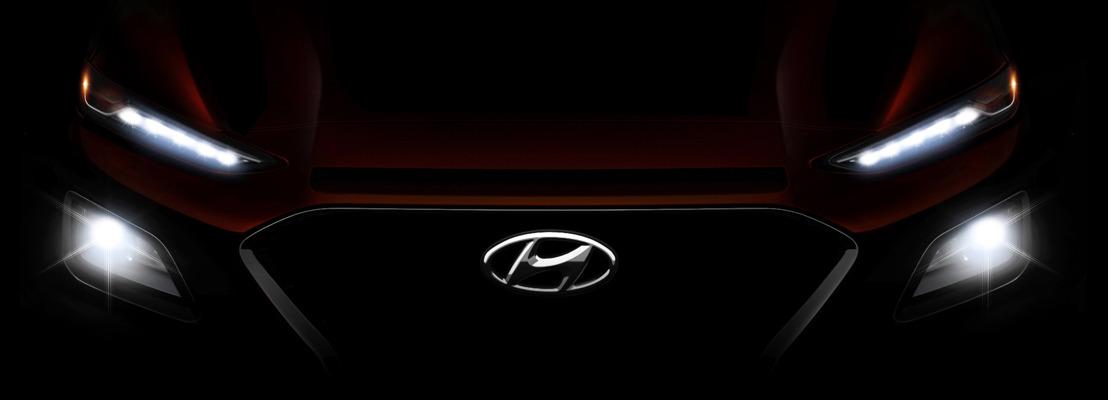 La All-New Hyundai KONA: slanciata, elegante, progressista