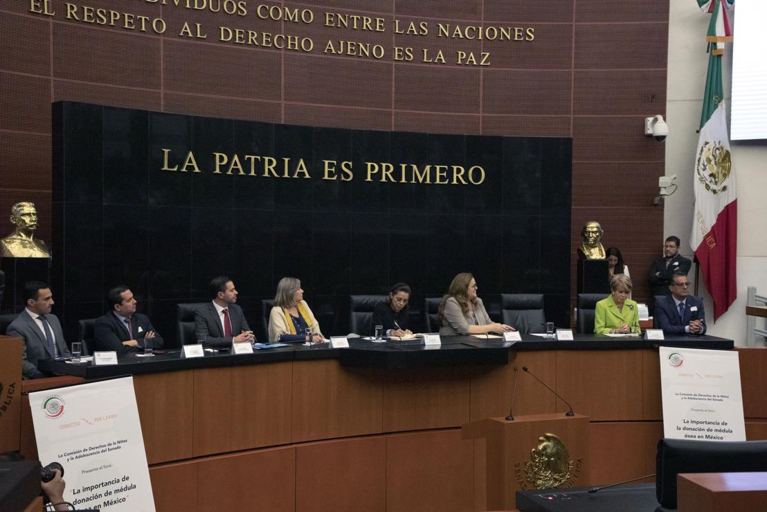 Be The Match® México, ANSeR y AMANC crean alianza por el trasplante oportuno de médula ósea para niños y jóvenes.