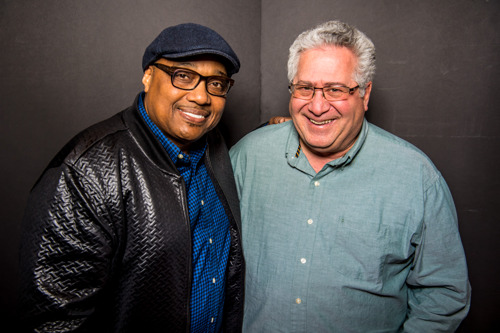 "Singer Michael McCowin and Songwriter Kevin Wood ""Shine"" at Sweetwater Studios"