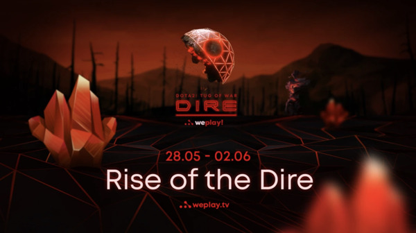 Preview: Победители турнира WePlay! Tug of War: Dire