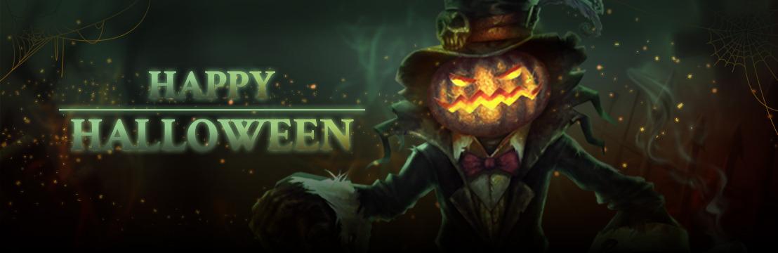 Halloween spectacle at gamigo!