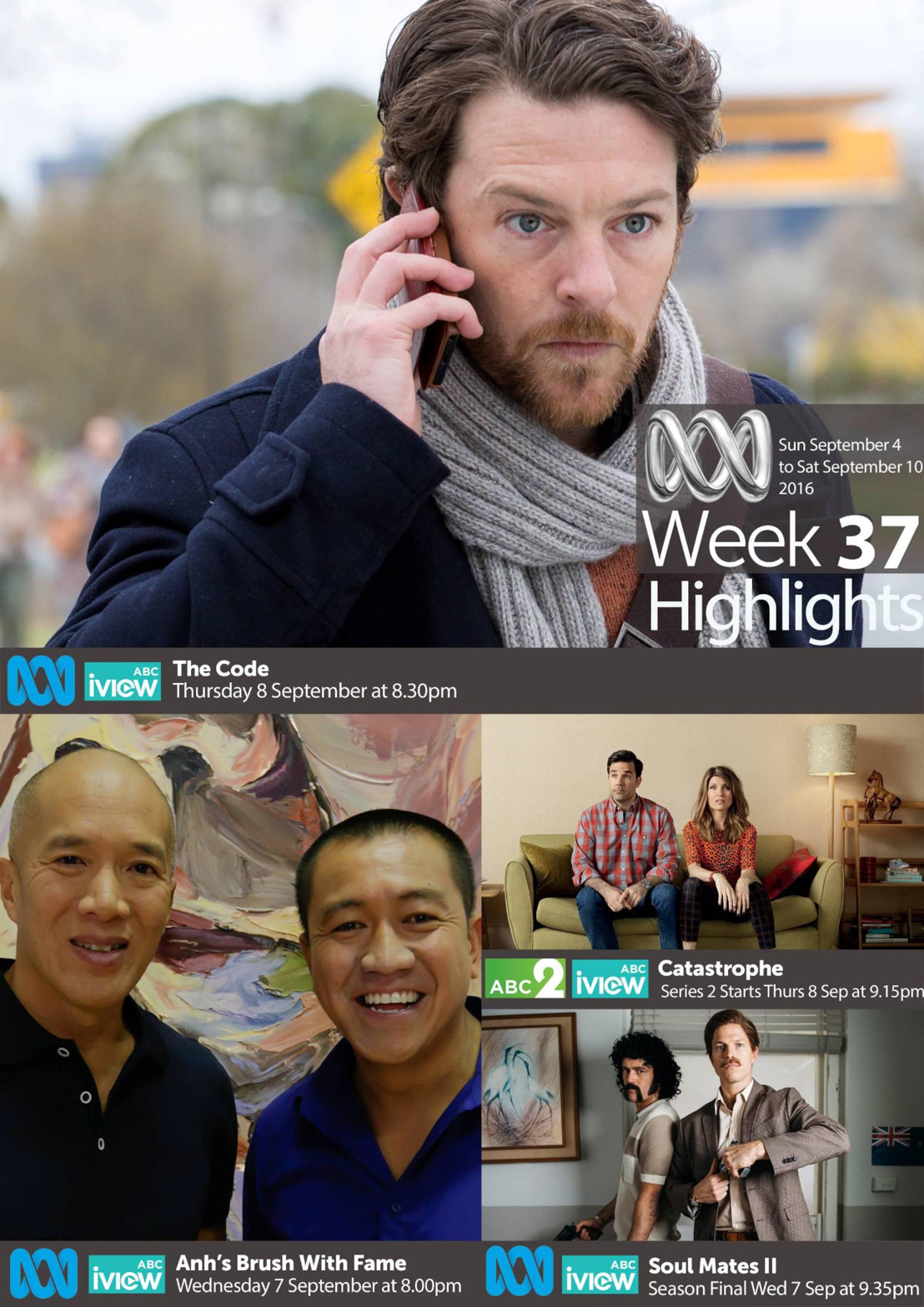 ABC Program Highlights - Week 37