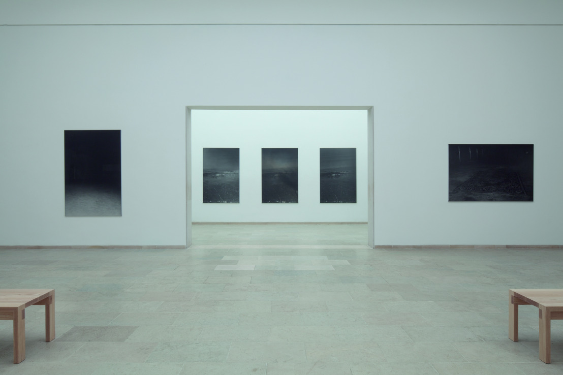 Dirk Braeckman opens his solo exhibition in the Belgian Pavilion at the 57th Venice Biennale