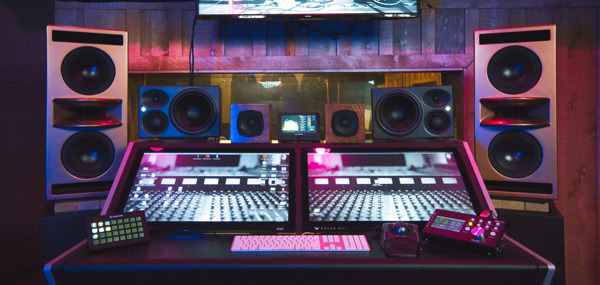 "Preview: Pablo Reynoso Adds to Miami Beach Recording Studios' ""Technicolor"" Tonal Palette with Symphonic Acoustics 2X8V Monitors"