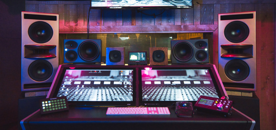 "Pablo Reynoso Adds to Miami Beach Recording Studios' ""Technicolor"" Tonal Palette with Symphonic Acoustics 2X8V Monitors"