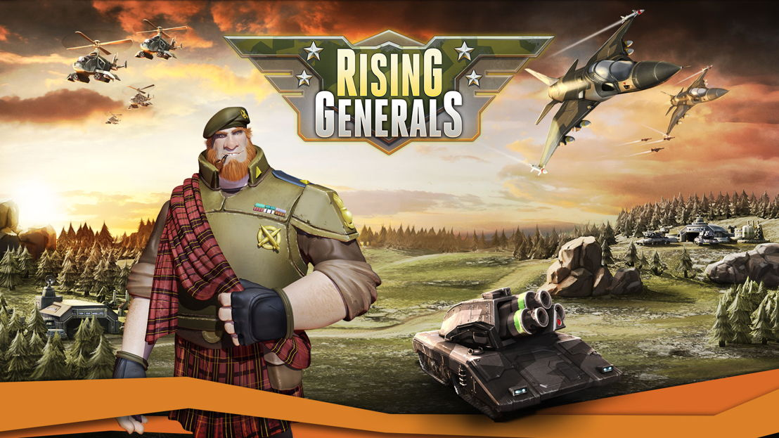 Wallpaper Rising Generals