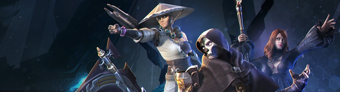 THE RISEN EXILES EXPANSION COMING TO SKYFORGE ON PLAYSTATION 4