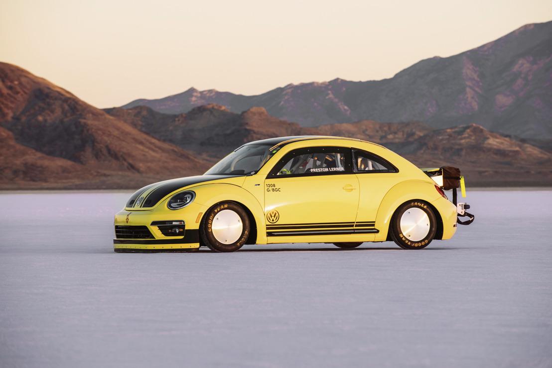 328 km/u – de snelste Beetle ter wereld!
