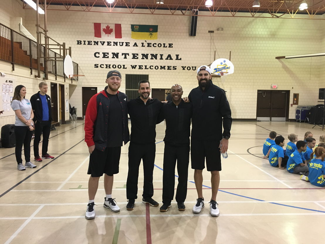 Bo Levi Mitchell, Michael Rossi, Jeffrey L. Orridge, and Brad Sinopoli