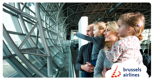 Brussels Airlines welcomes over 100,000 guests during the first weekend of the summer holidays